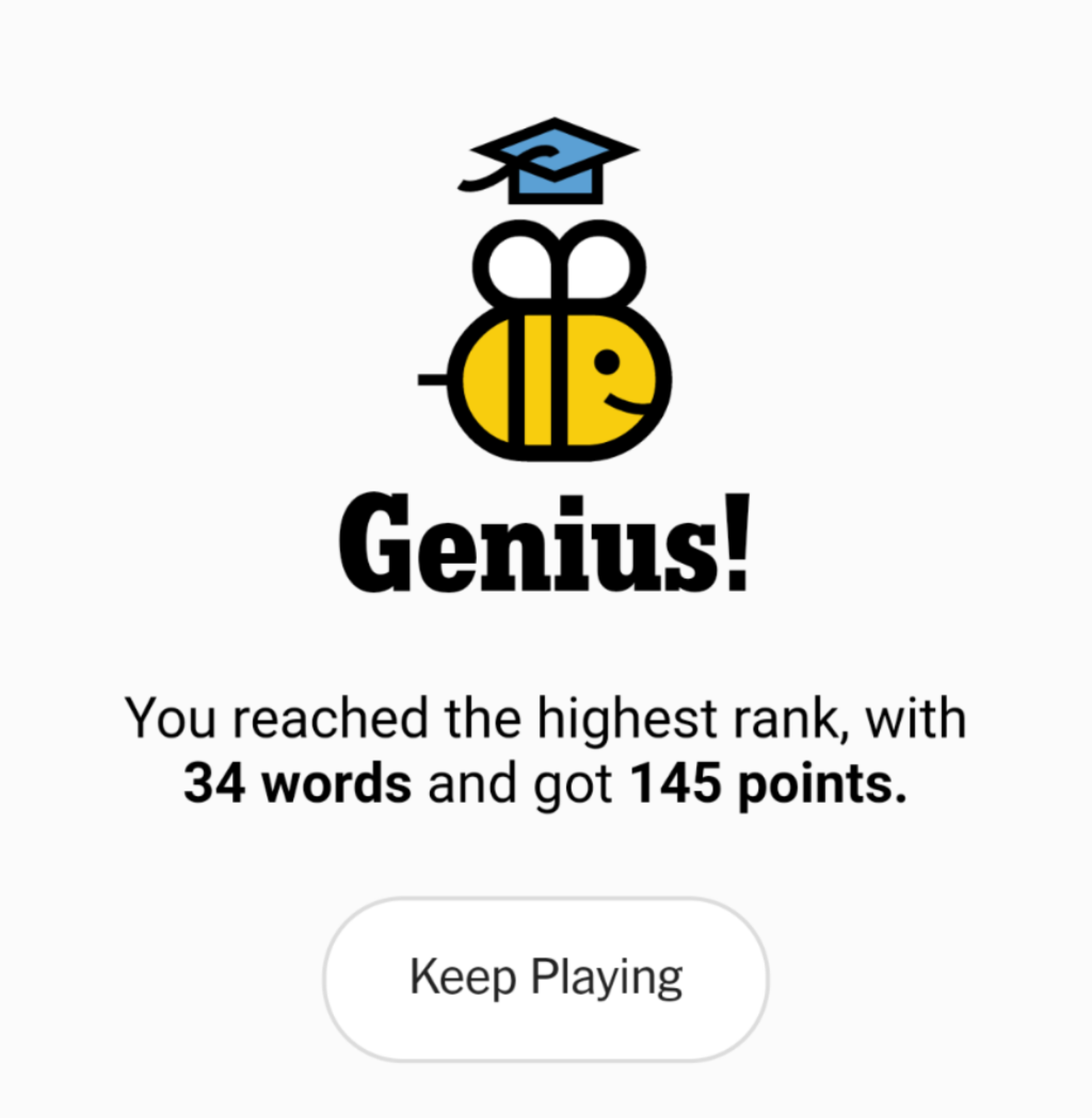 NYT Spelling Bee 9-30-20