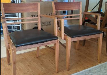 Woodworking: First-ever cushions project (Part 1)