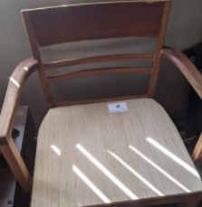 Woodworking: First-ever cushions project (Part 3)