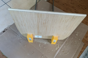 Woodworking: First-ever cushions project (Part 4)