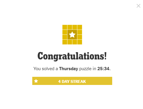 NYT Crossword 6-10-21 Complete (contains spoilers)