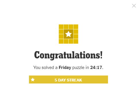 NYT Crossword 6-11-21 Complete (contains spoilers)