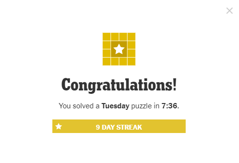 NYT Crossword 6-15-21 Complete (contains spoilers)